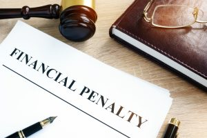 SMCR Penalties