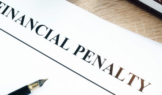 SMCR Penalties