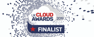 Actus Comply - UK Cloud Awards Finalist