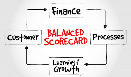 Building an HR Balanced Scorecard