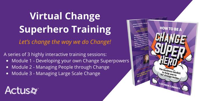 Change Management Training Programme